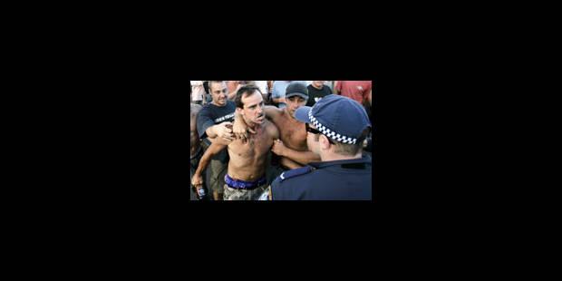 Deuxième nuit d'émeutes à Sydney - La Libre