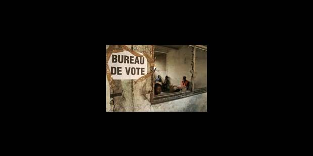 Fin du référendum constitutionnel au Congo - La Libre
