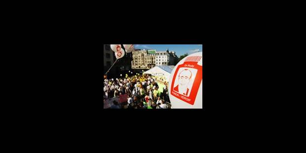 """Les généralistes partent en grève """"petit à petit"""" - La Libre"""