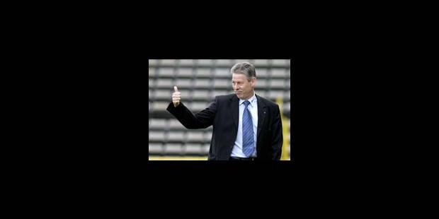 Vandereycken, nouvel entraîneur de l'équipe nationale - La Libre