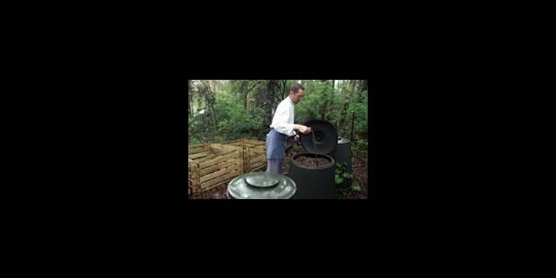 Du compost à plein nez - La Libre