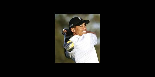 Tiger Woods, version 2006