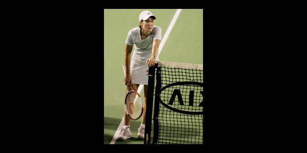 Justine Henin impuissante face à Mauresmo - La Libre