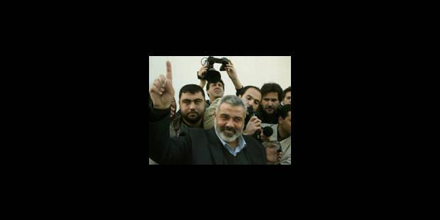 Bruxelles appelle le Hamas à clarifier ses intentions politiques - La Libre