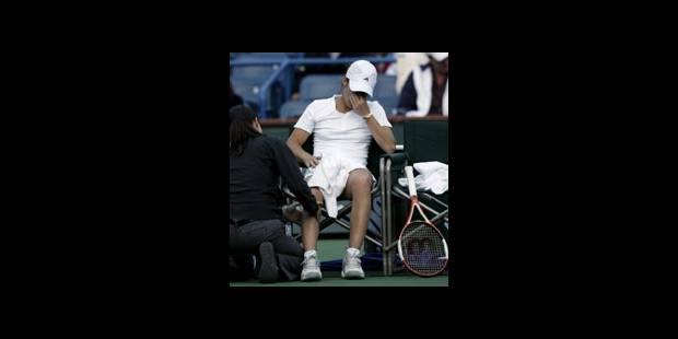 Hénin sortie en demi-finale par Dementieva