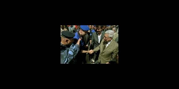 Le dilemme de Mahmoud Abbas - La Libre