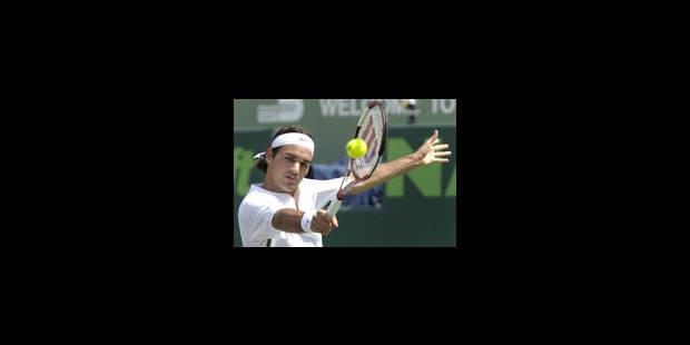 Roger Federer, un véritable cannibale - La Libre