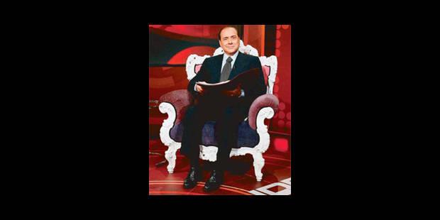 Berlusconi: stop ou encore ? - La Libre