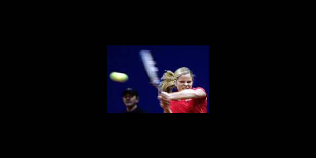 Clijsters s'incline face à Dementieva