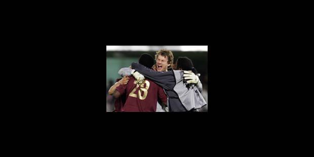 Lehmann propulse Arsenal en finale - La Libre