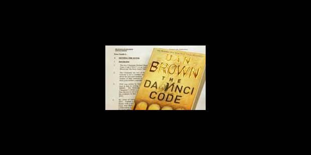 Da Vinci Code: le juge cache un message codé dans son verdict - La Libre