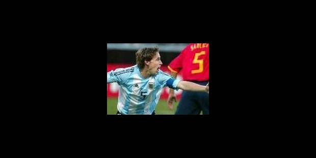 L'Argentin Lucas Biglia quatre ans à Anderlecht