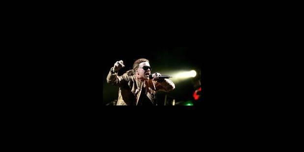 Guns n' Roses à la reconquête d'une couronne - La Libre