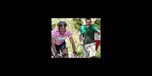 Victoire finale de Basso - La Libre