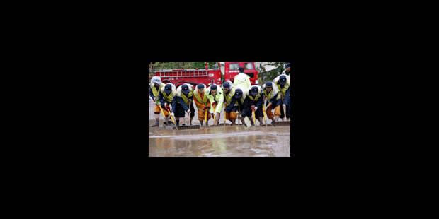 Les inondations font 3000 morts ou disparus - La Libre