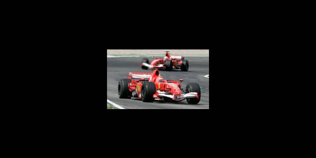 89e victoire de Michael Schumacher - La Libre