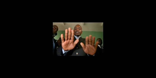 Kabila en tête - La Libre