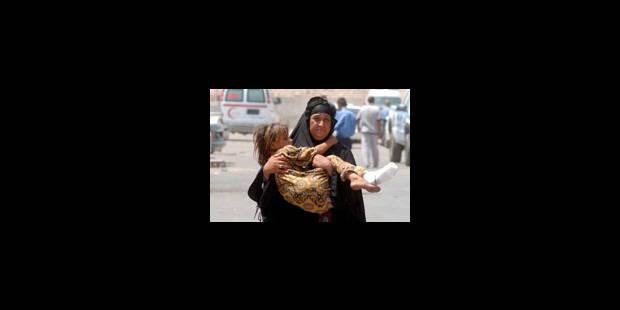 Vague de violence à Bagdad - La Libre