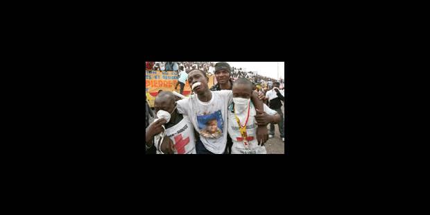 Le calme revient à Kinshasa - La Libre