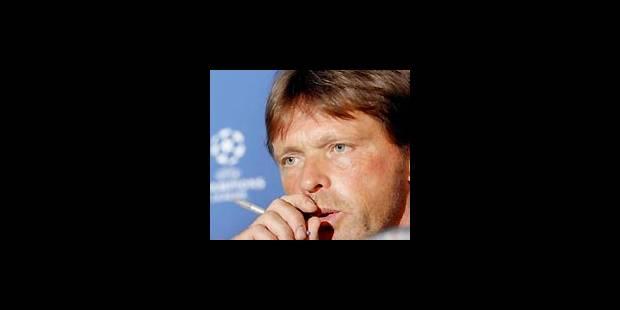 Anderlecht veut réussir son entrée