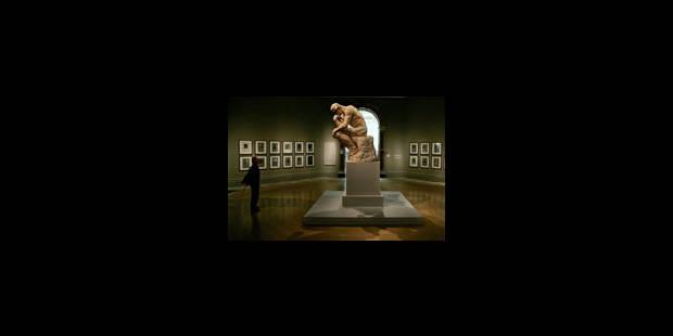 L'immense Rodin à Londres - La Libre