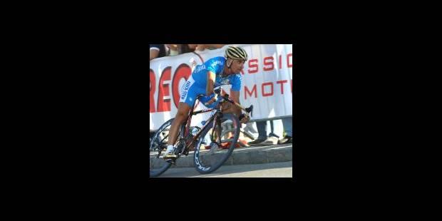 Bettini champion, la belle récompense - La Libre