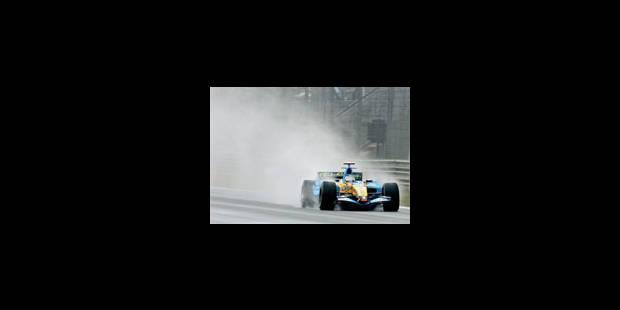 Alonso en pole - La Libre