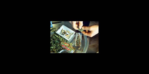 Maîtriser la drogue en prison - La Libre