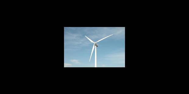 La plus haute éolienne à Couvin