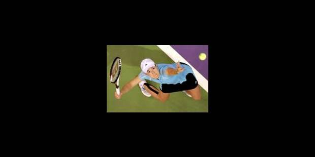 Où s'arrêtera Justine Henin ? - La Libre
