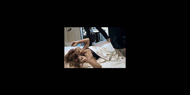 Sophia Loren, 72 ans, nue dans le Pirelli - La Libre