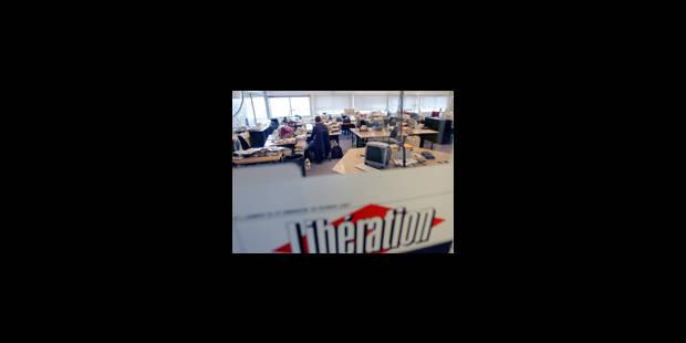Les salariés du quotidien Libération votent la grève - La Libre