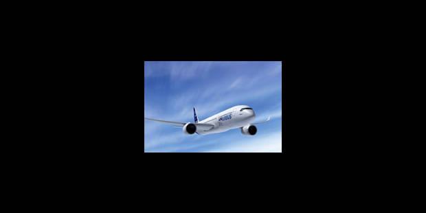 A350, la riposte d'Airbus