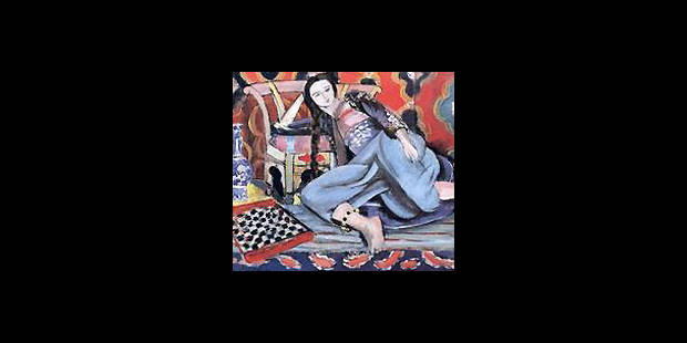 Rouault et Matisse de concert - La Libre