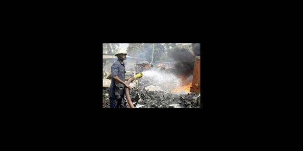 200 morts dans l'explosion d'un oléoduc - La Libre