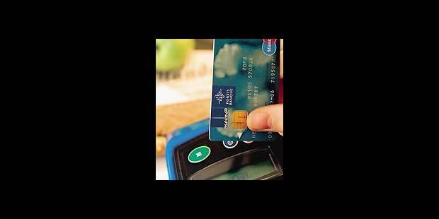 Moins de paiements par carte en 2008 ?