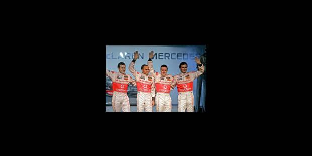 Alonso et McLaren unis pour le titre - La Libre