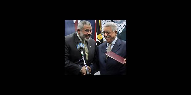 Haniyeh a débuté ses consultations - La Libre