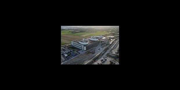 Nouveau centre de contrôle de GSK Biologicals à Wavre - La Libre