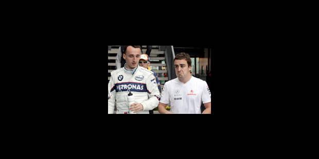 """Egaler Senna, pas Schumacher"" - La Libre"