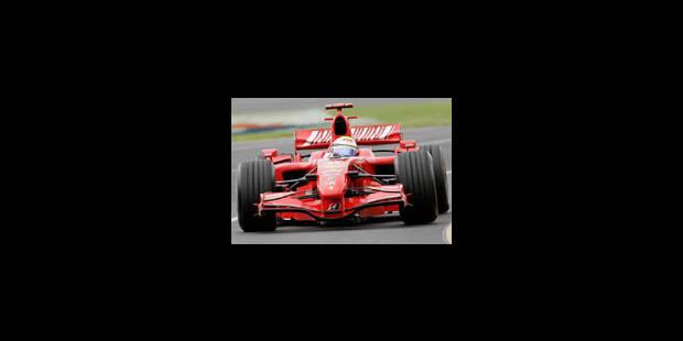 Ferrari et McLaren annoncent la couleur - La Libre