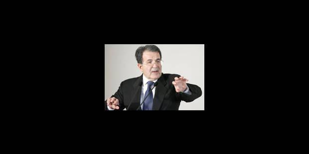 Prodi sauvé par les divisions à droite - La Libre