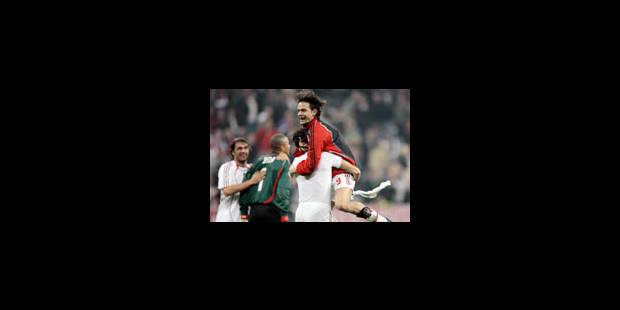 L'AC Milan face à l'armada anglaise