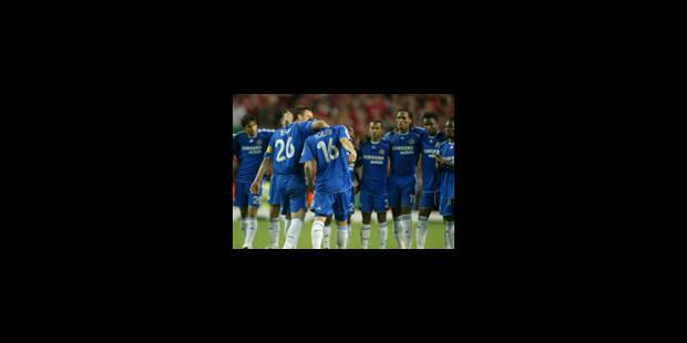 Reina prive Chelsea de finale