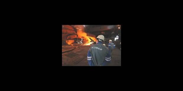 Mittal accroît la capacité à Chertal - La Libre