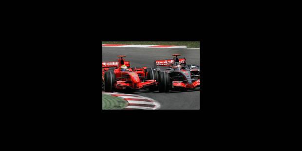 Massa a joué avec le feu - La Libre