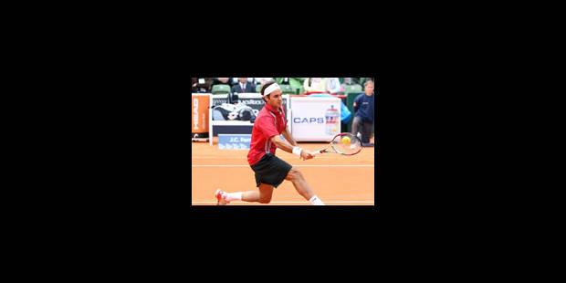 Roger Federer se rassure - La Libre