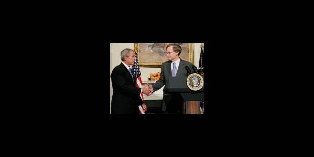 Bush propose Zoellick pour présider la Banque mondiale - La Libre