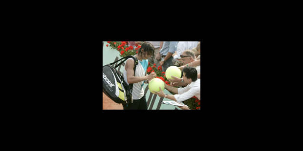 Djokovic s'impose avant le choc Nadal-Moya - La Libre