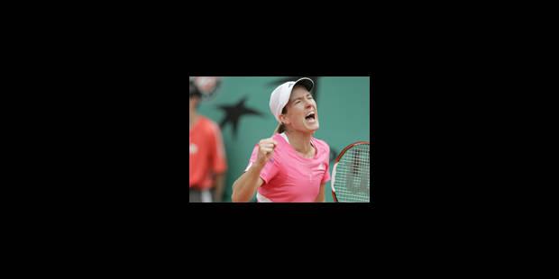 Justine Henin écoeure Serena Williams - La Libre